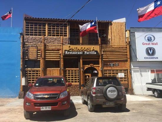 Restaurante Patagônia em Calama