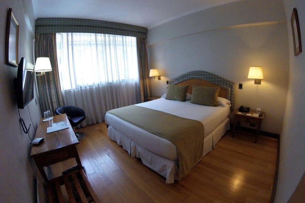 Hotéis no centro turístico de Temuco