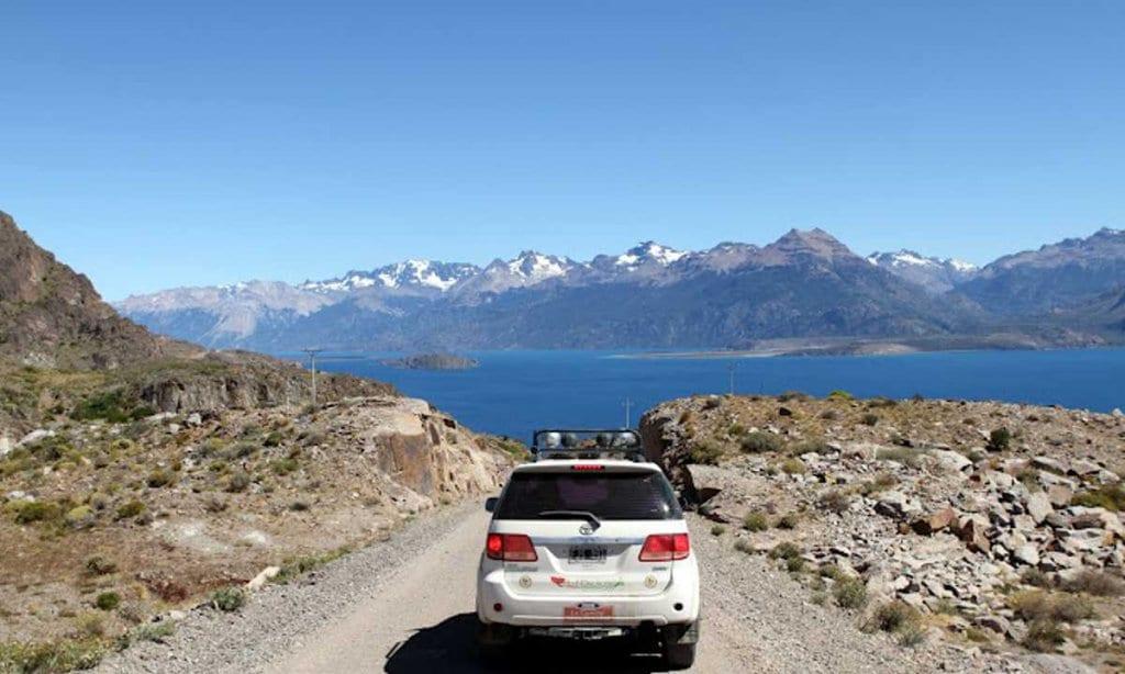 Viagem de carro alugado em Pucón