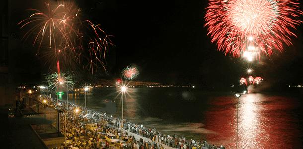 Ano Novo em Viña del Mar