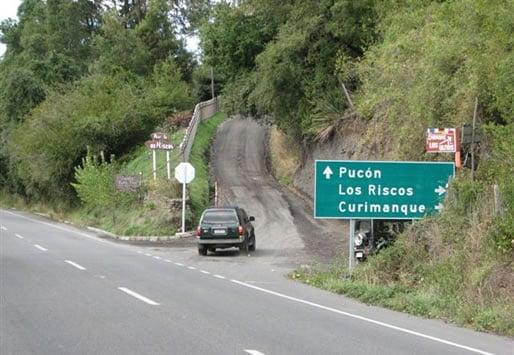 Como chegar a Pucón, no Chile