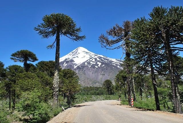 Parque Nacional Villarrica em Pucón, no Chile