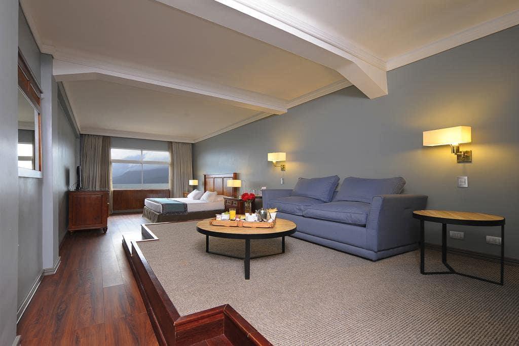 Quarto do Enjoy Gran Hotel Pucon