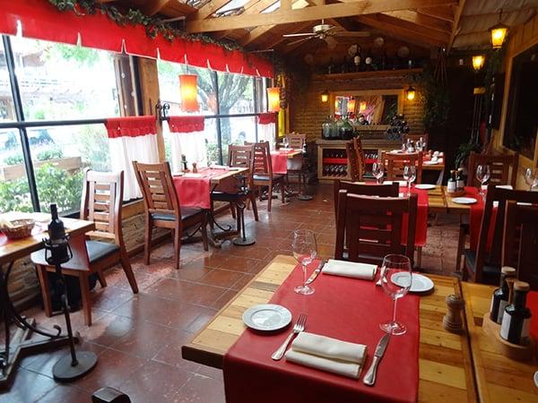 Restaurante Senzo em Pucón