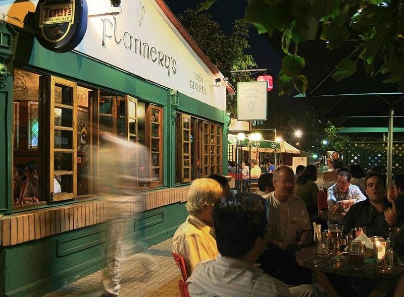 Irish Pub no Chile