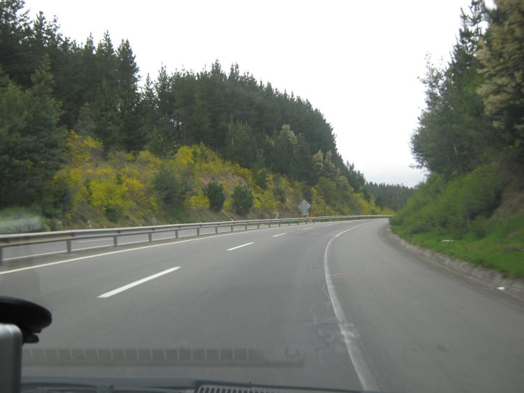 Estrada chilena