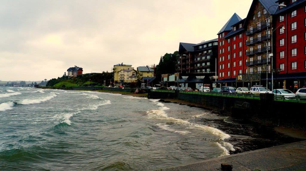 Costanera de Puerto Varas, no Chile
