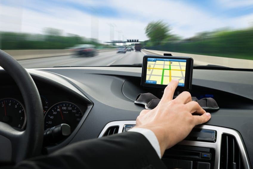 GPS no aluguel de carro em Puerto Varas