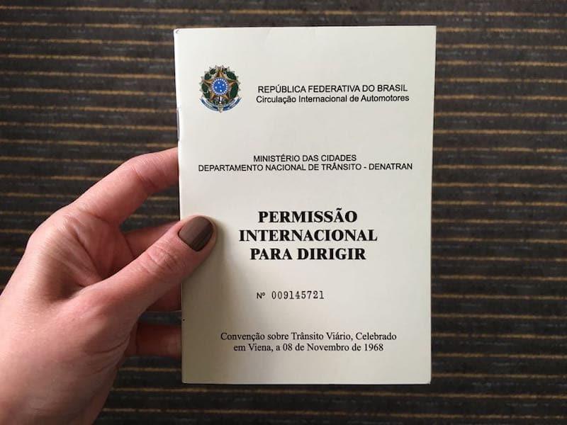 Permissão internacional para dirigir em Puerto Varas
