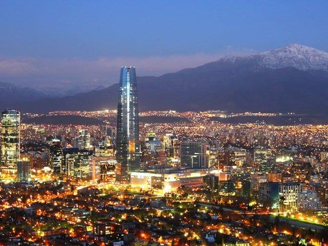 Como enviar dinheiro para Santiago do Chile