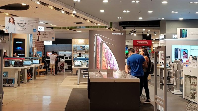 Onde comprar eletrônicos em Valparaíso