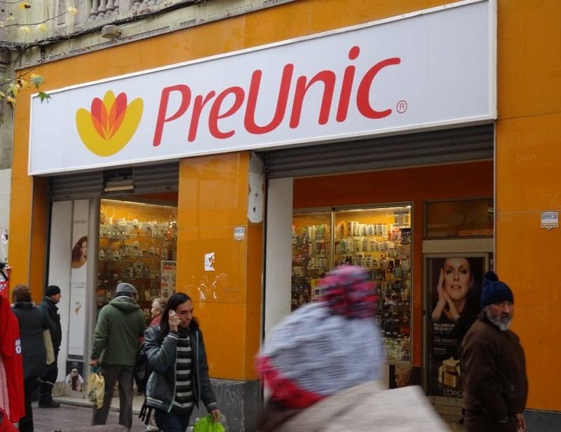 Onde comprar maquiagens em Valparaíso: PreUnic