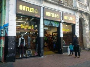 Outlets em Valparaíso: Nostalgic Outlet