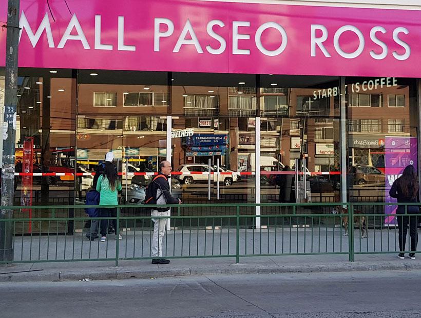 Shoppings em Valparaíso