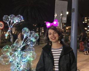 Ano Novo em Valparaíso: roupas