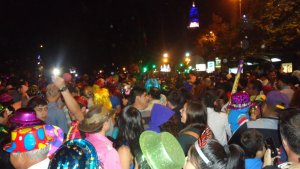 Ano Novo em Valparaíso: festas