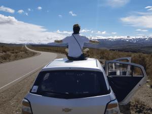 Como andar em Valparaíso: aluguel de carro