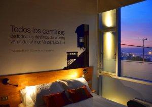 Lugares gays e gls em Valparaíso: Verso Hotel