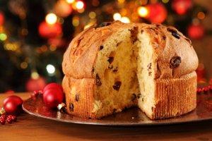 Natal em Valparaíso: pan de pascua