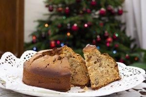 Natal em Viña del Mar: pan de pascua