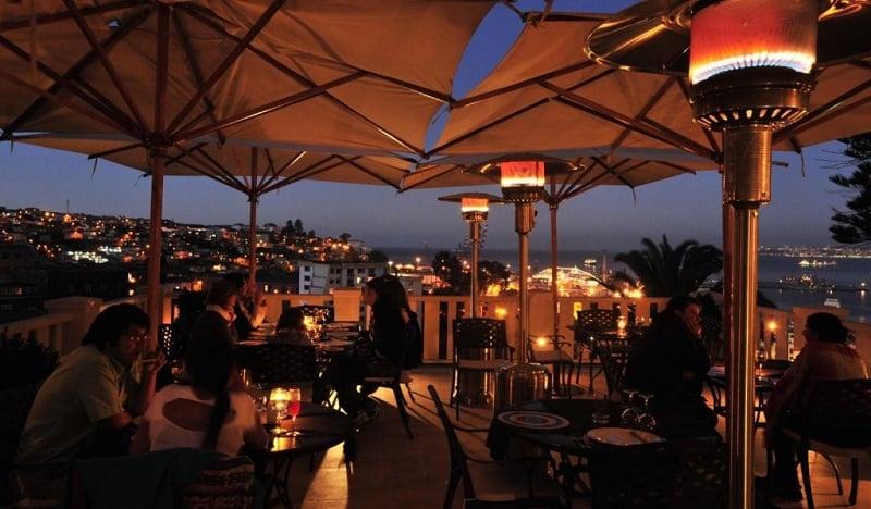 Quanto levar de dinheiro para Valparaíso: restaurantes