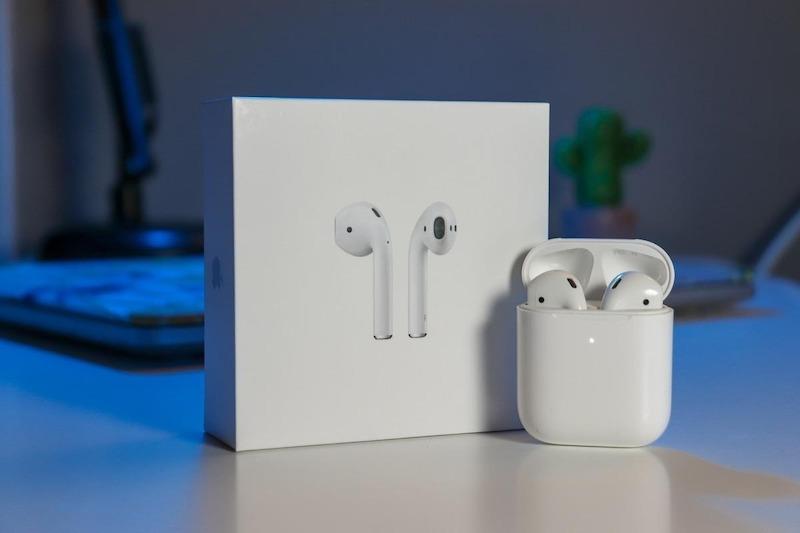 Onde comprar produtos da Apple em Santiago do Chile: AirPods
