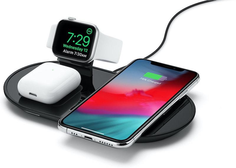 Onde comprar produtos da Apple em Valparaíso: carregador Wireless