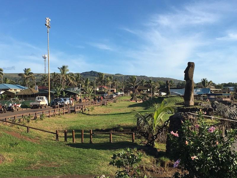 O que fazer com crianças na Ilha de Páscoa: Hanga Roa