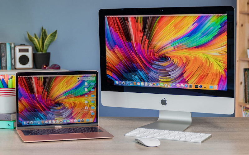 Onde comprar produtos da Apple em Valparaíso: MacBook e iMac