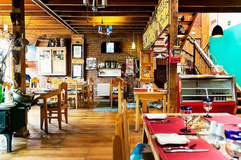Guia pela cidade de Punta Arenas no Chile: restaurante La Marmita