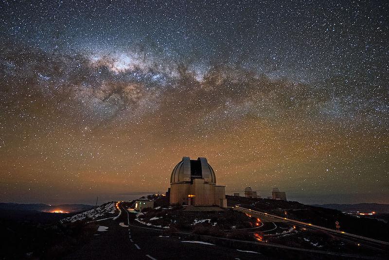 Tour astronômico em San Pedro de Atacama no Chile