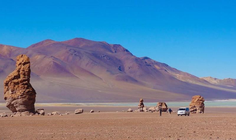 Salar de Tara em San Pedro de Atacama no Chile: tour