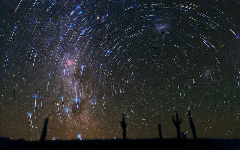 Tour astronômico em San Pedro de Atacama no Chile: visão do deserto do Atacama